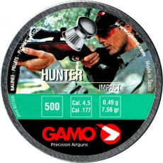 Пули для пневматики Gamo Hunter 500 шт.