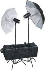 Студийный свет Fancier FAN019 Twin umbrella kit