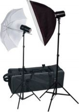 Студийный свет Fancier FAN020 Umbrella softbox kit