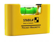 Уровень Stabila тип Pocket Basic 70x20x40мм, (17773)