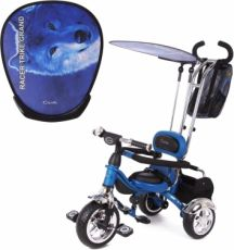 Велосипед для малыша Capella Racer Trike Grand Blue Wolf